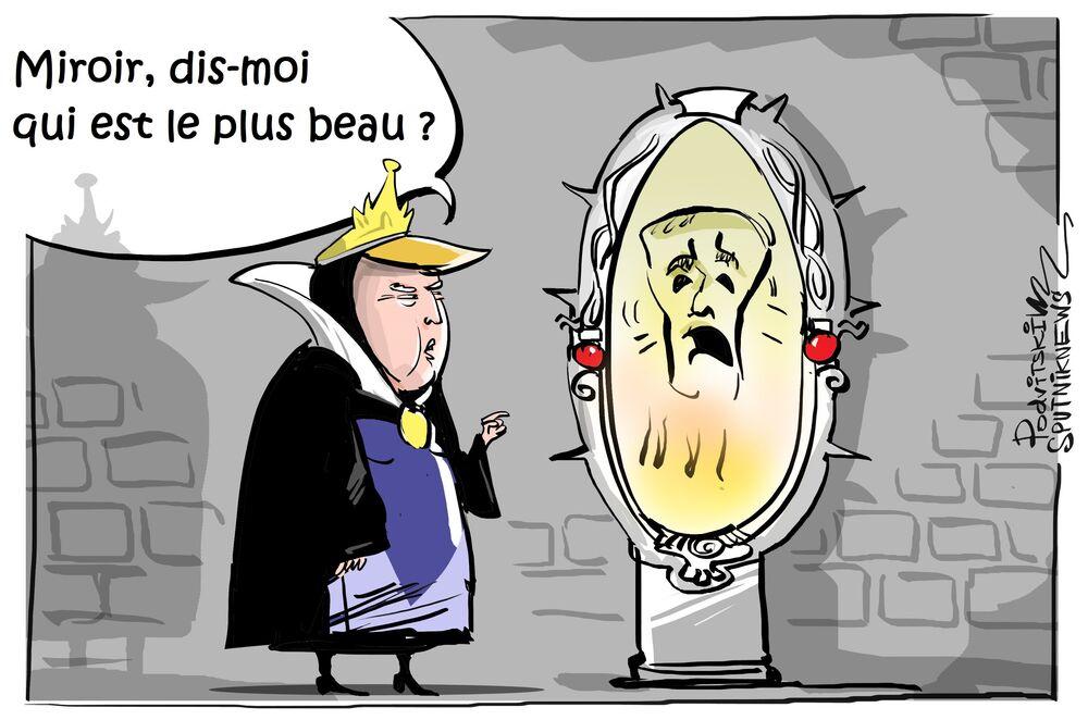 Le discours de Donald Trump à l'Onu
