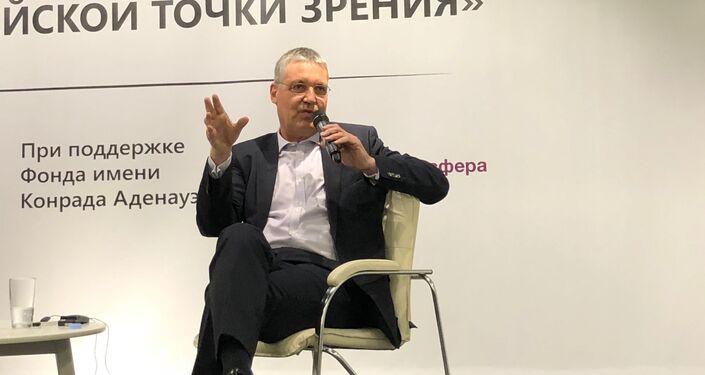 L'ambassadeur de l'UE en Russie, Marcus Ederer