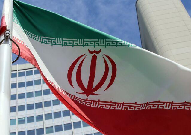 Drapeau iranien