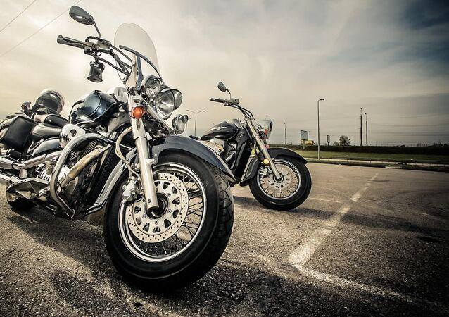 Des motos