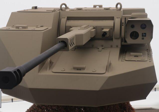 Un module Kalachnikov
