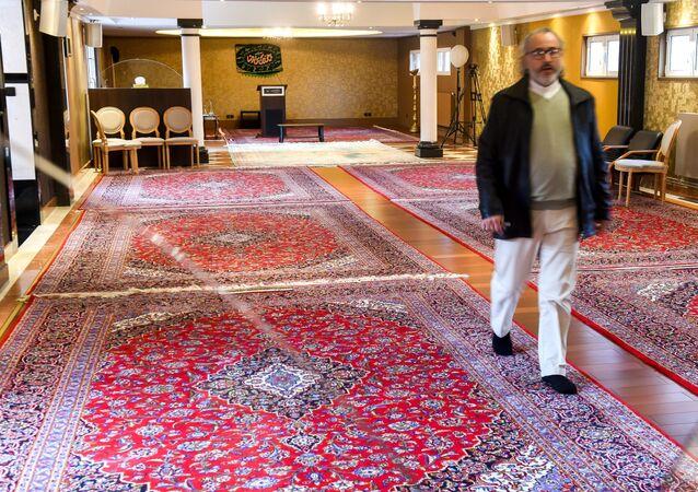 Le siège de l'association chiite Centre Zahra France