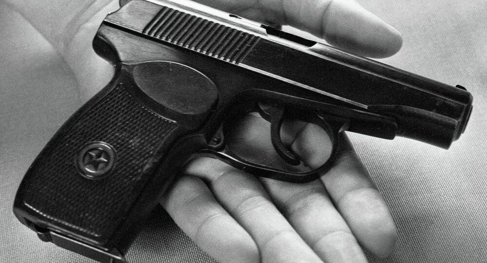 pistolet Makarov