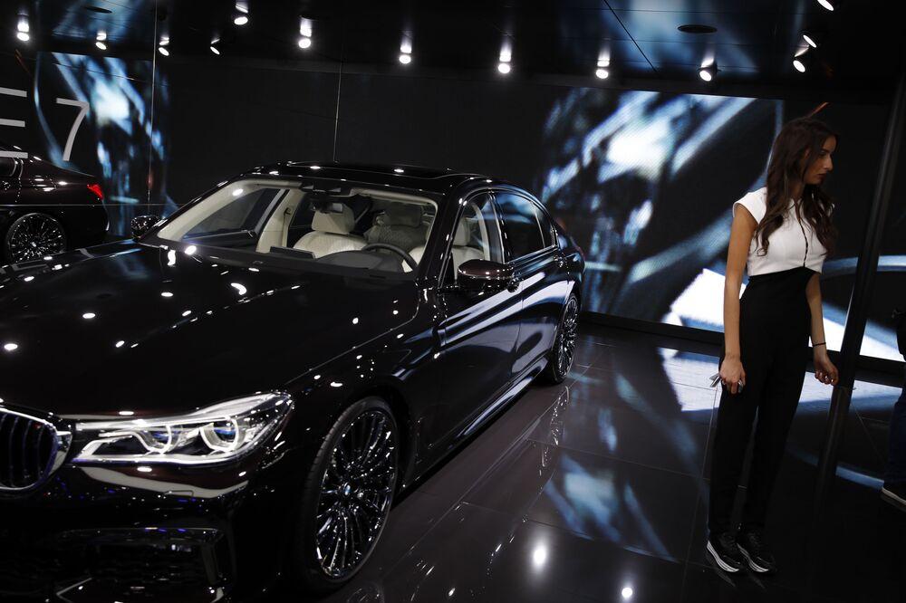 Le Mondial de l'Automobile 2018 ouvre ses portes à Paris