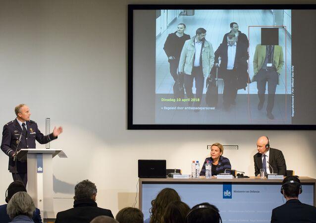 Les Pays-Bas ont expulsé quatre Russes soupçonnés d'une cyberattaque contre l'OIAC