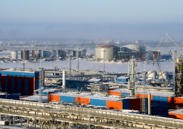 La planta rusa Yamal LNG