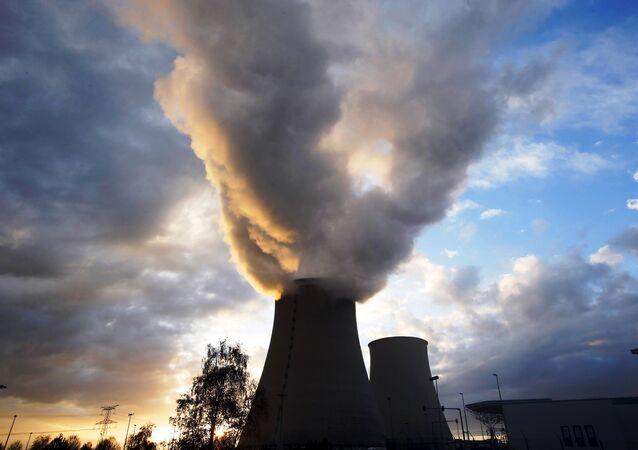 la centrale nucléaire EDF