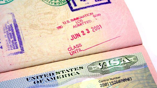 Visa US - Sputnik France