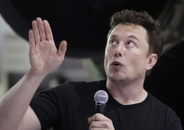 Elon Musk (archive photo)