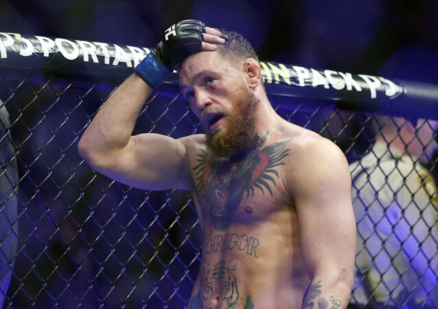 MMA-Kämpfer Conor McGregor