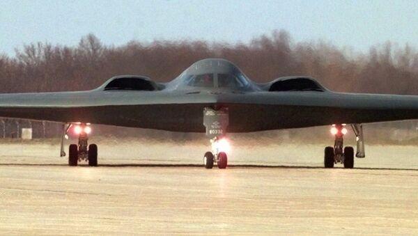 B-2 Spirit - Sputnik France