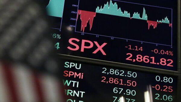 Bourse de New York - Sputnik France