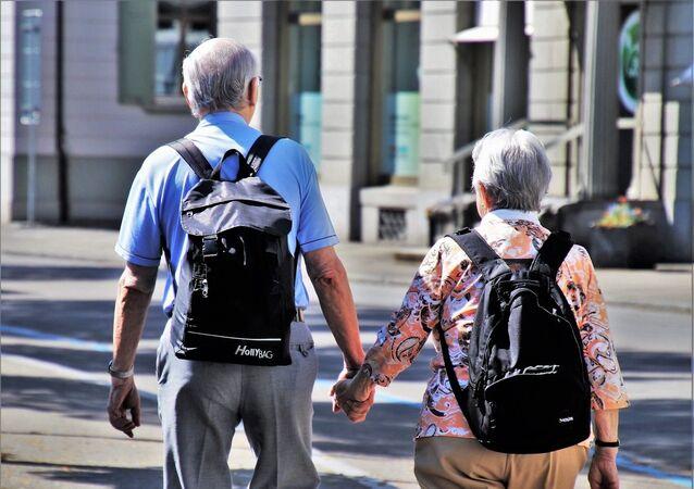 Des personnes âgées (images d'illustration)