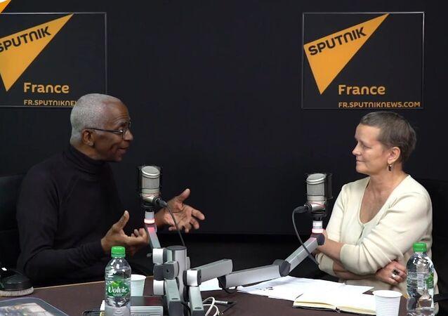 Daniel Maximin: «La francophonie n'a pas été voulue par la France»