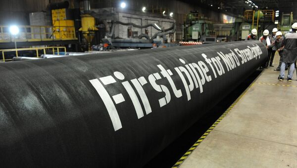 «En aucune circonstance, le GNL US ne pourra faire concurrence au gaz russe en Europe» - Sputnik France