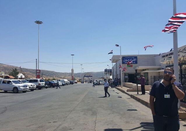 Le retour des Syriens de la Jordanie