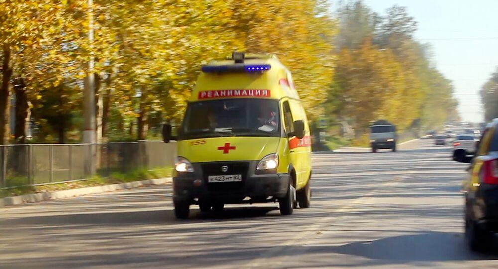 Ataque terrorista en Kerch, Crimea