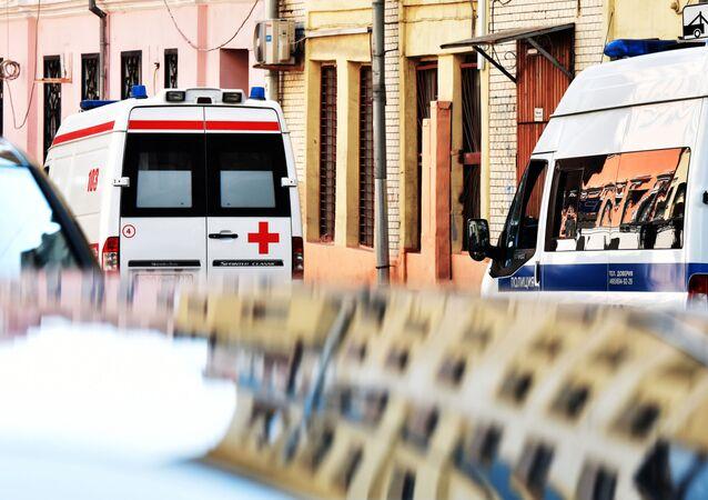 Un mort et des blessés dans une forte explosion de gaz en Russie, une vidéo publiée (image d'illustration)