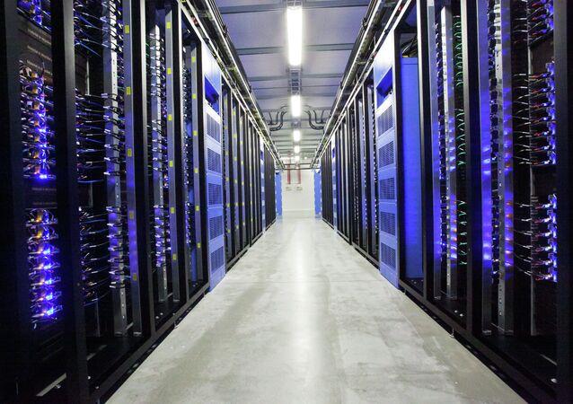 Server hall