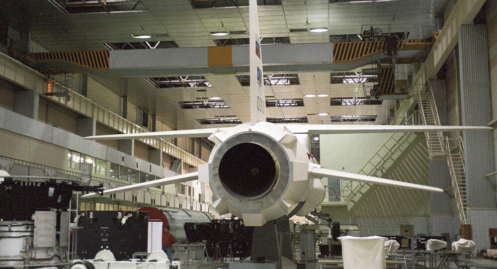 Baïkal, bloc d'accélération réutilisable de la fusée Angara, qui a inspiré les créateurs de Krylo-SV