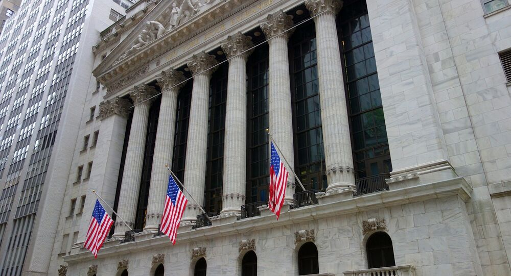 La Bourse de New York (image d'illustration)