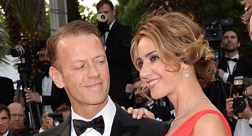 Rocco Siffredi et son épouse