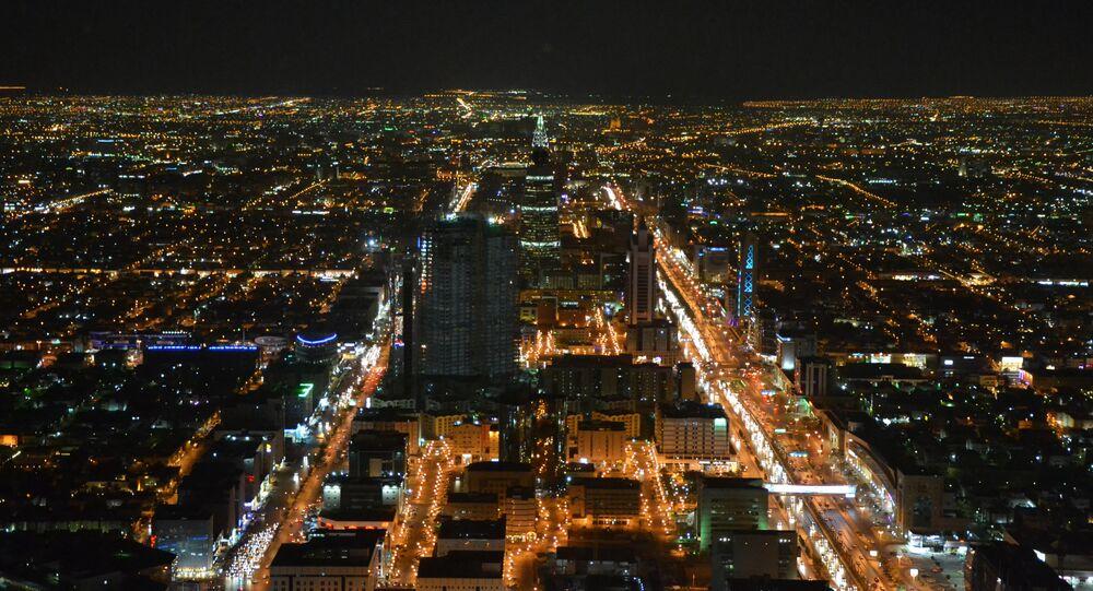 Riyad, la capitale d'Arabie saoudite