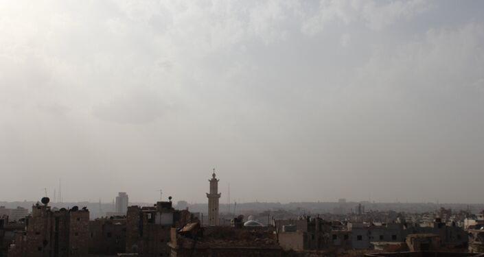 Alep, octobre 2018