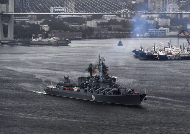 Le groupe naval de la Flotte du Pacifique part de Vladivostok
