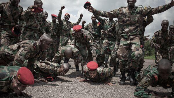 militaires centrafricains - Sputnik France