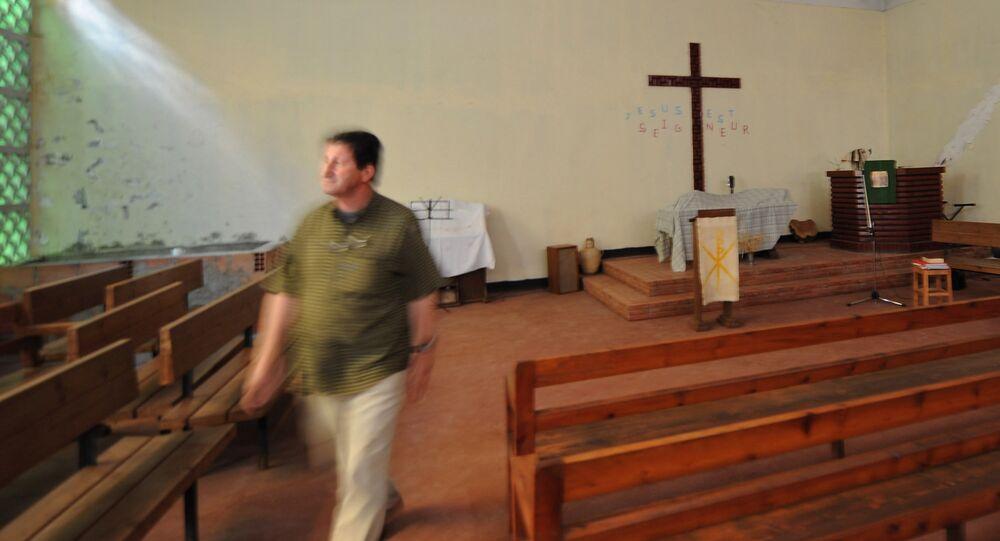 l'Église protestante d'Algérie