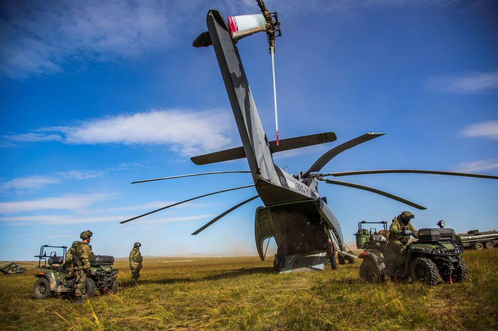 La journée de l'aviation militaire russe