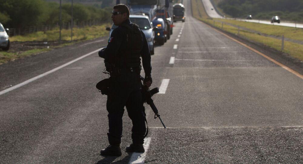La police méxicaine (archives)