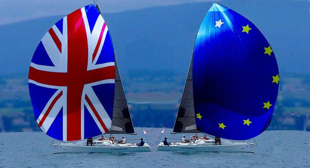 BBrexit sailing apart - bon voyage