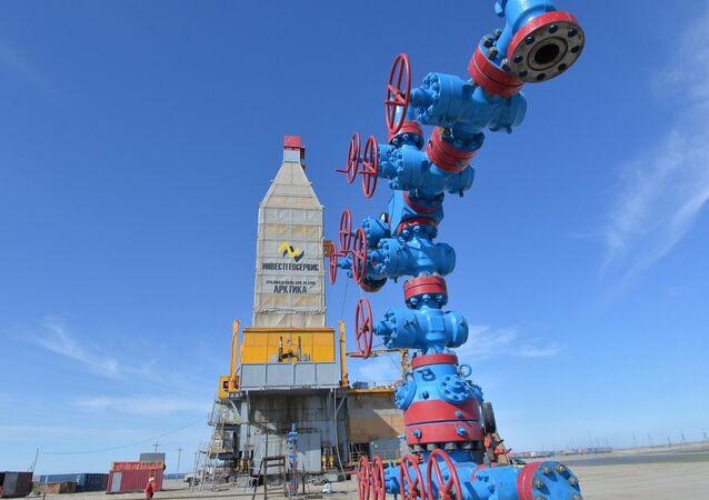 Construction d'un site de production de gaz naturel liquéfié