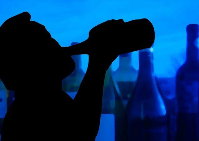 L'alcool, image d'illustration