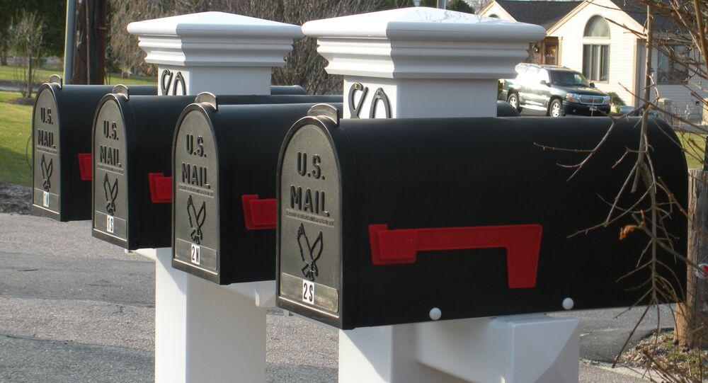 Boites postales aux USA