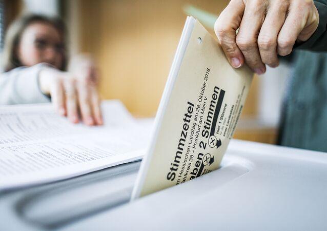 Elections régionales dans le land de Hesse