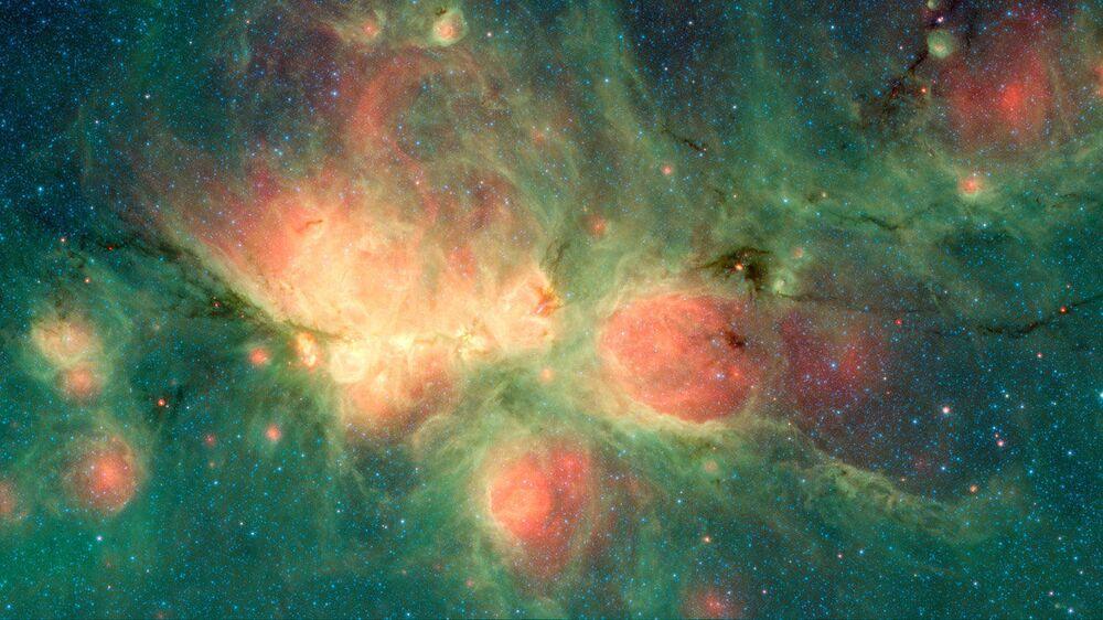L'actualité spatiale en images, octobre 2018