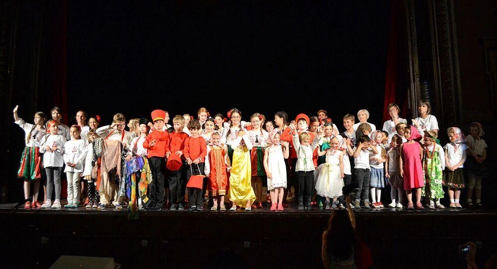 Le russe enseigné aux jeunes enfants en France, une question pas si primaire