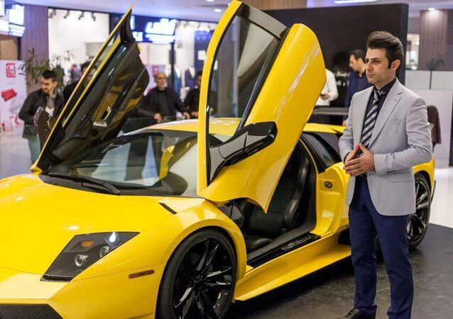 Une Lamborghini «made in Iran»