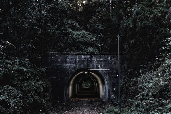 Le tunnel Komine - Sputnik France