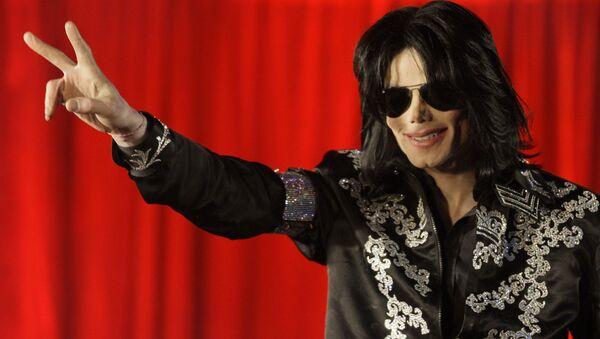 Michael Jackson - Sputnik France