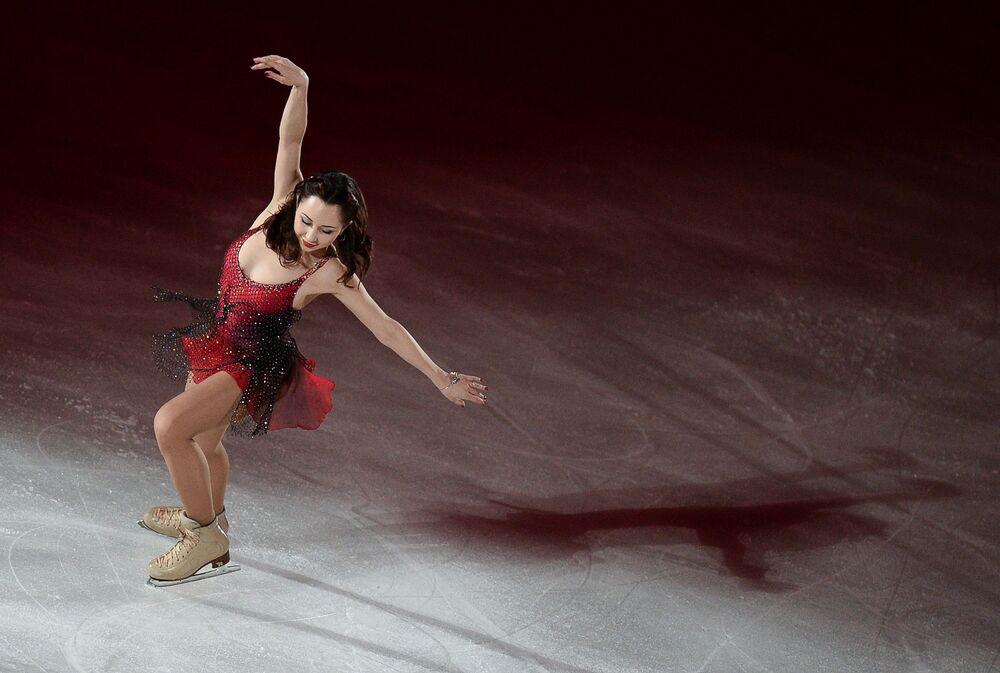 Elizaveta Tuktamysheva, nouveau sex-symbol du patinage artistique russe