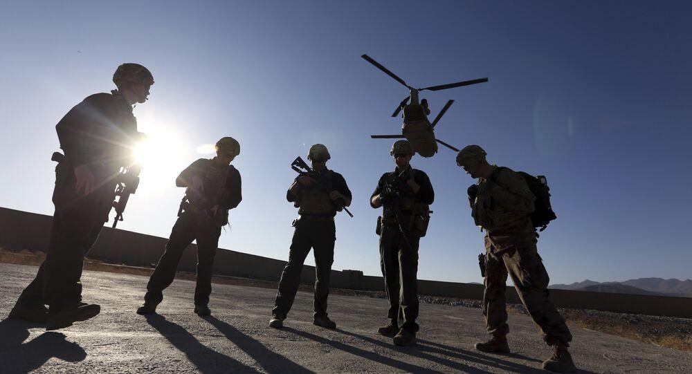 Militaires US en Afghanistan, image d'illustration