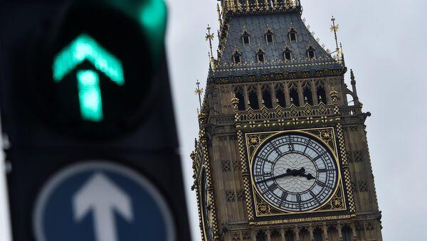 The Big Ben clocktower is seen in London, Britain, 12 March - Sputnik France