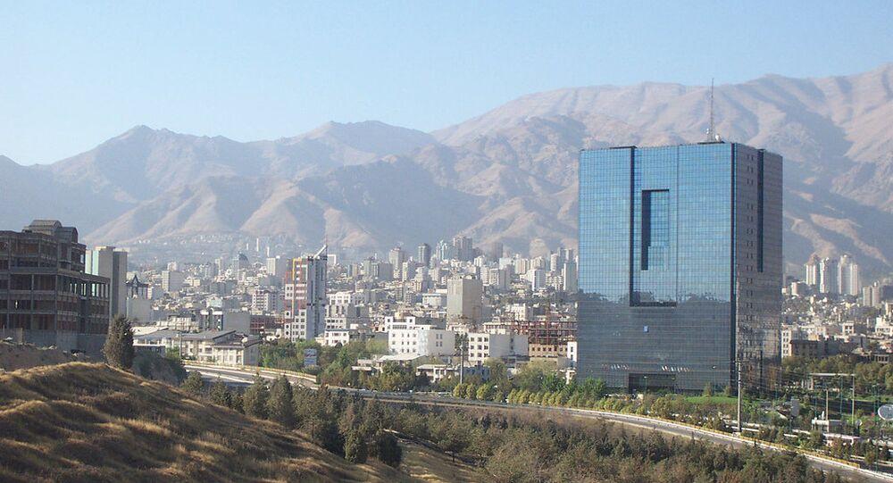 La Banque centrale d'Iran