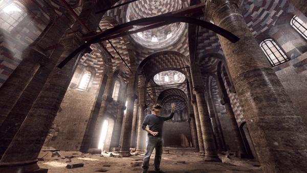 Eglise_Mossoul Institut du Monde Arabe, Ubisoft VR Experience – created with Iconem and UNESCO data - Sputnik France
