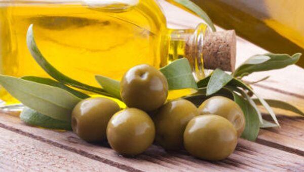 L'huile d'olive - Sputnik France