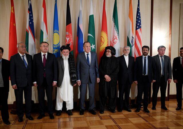 Talibans afghanistan Lavrov